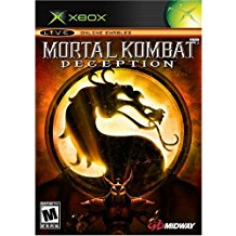 XBX: MORTAL KOMBAT DECEPTION (COMPLETE)